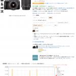 Amazonで買い物する人は必須のChrome拡張機能 Keepa – Amazon Price Tracker