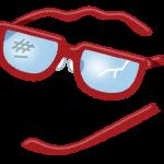 メガネとコンタクトレンズ