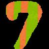 「七」の読み方は「しち」か「ひち」か?「なな」との違いは?